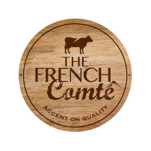 The French Comte Cheese logo image