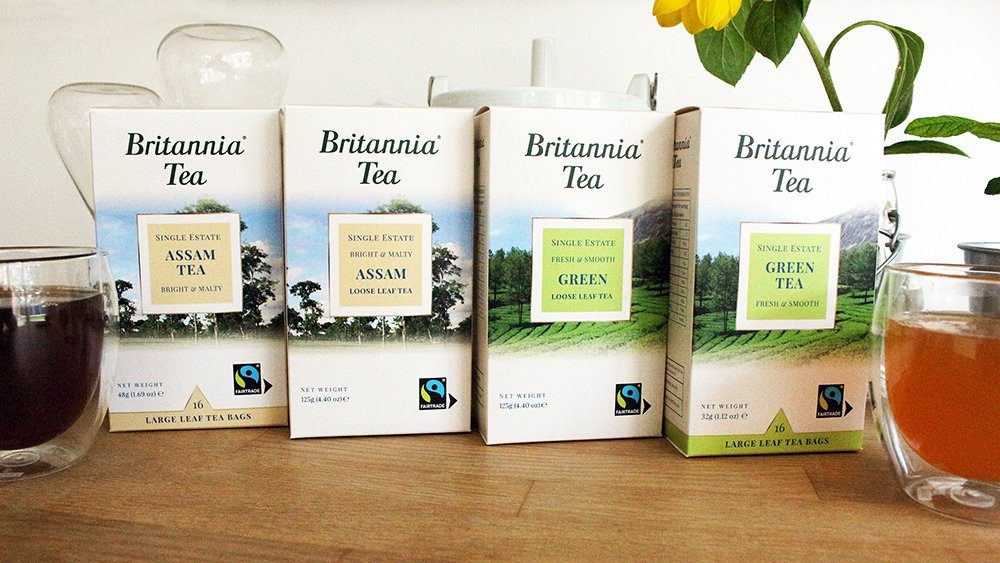 Britannia Tea cover image