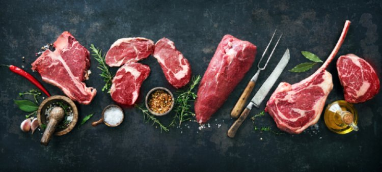 Online Meat cover image