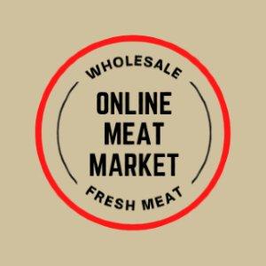 Online Meat logo image