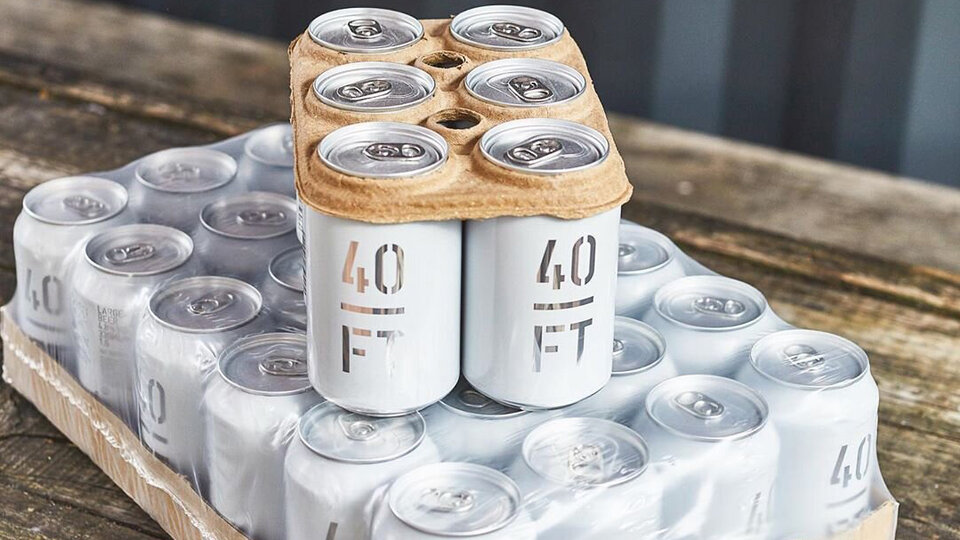 40FT Brewery cover image