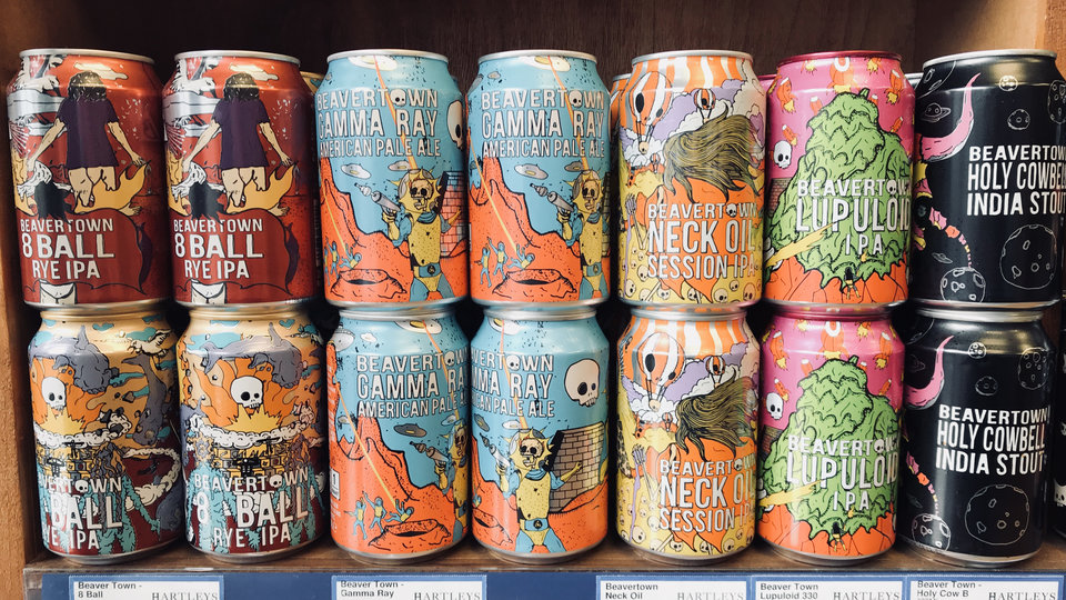 Beavertown Brewery cover image