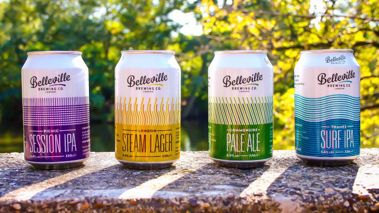 Belleville Brewing Co. cover image