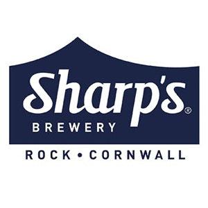 Sharps Brewery logo image