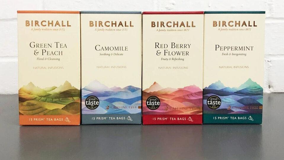 Birchall Tea cover image