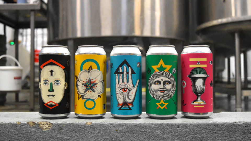 Wild Card Brewery cover image