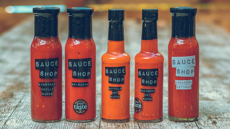 Sauce Shop cover image