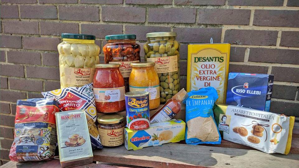 Saviano Foods cover image