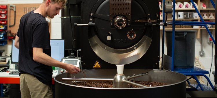 Round Hill Roastery cover image