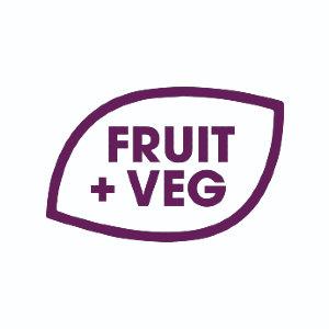 Fruit + Veg logo image