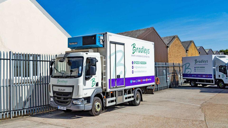 Bradley's bakery & food distribution cover image