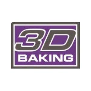 3D Baking logo image
