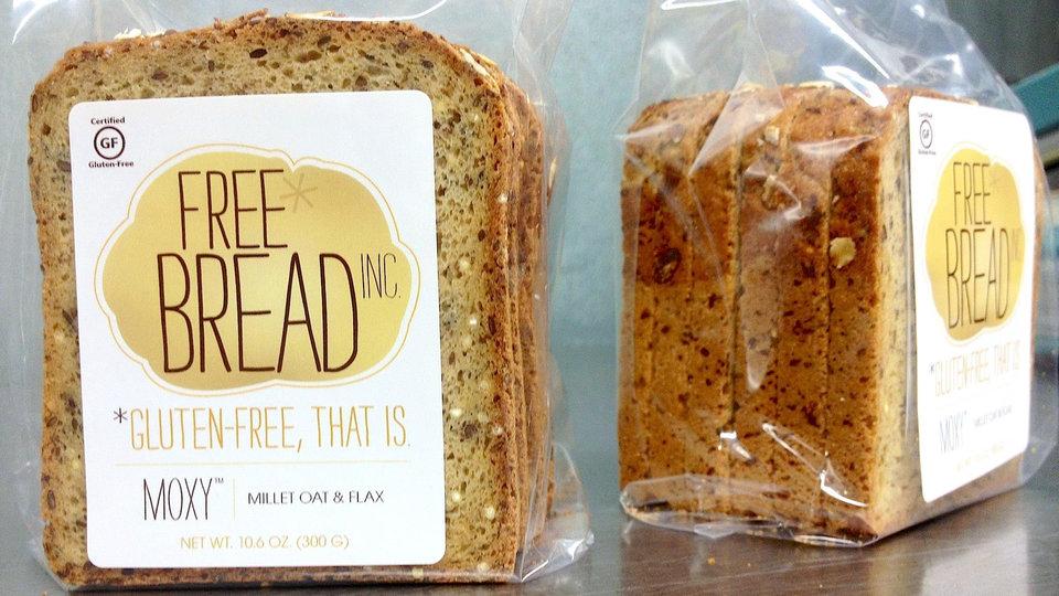 Free Bread Inc cover image