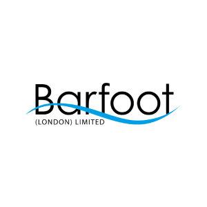 Barfoot Fish logo image