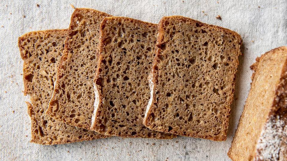 Bread Alone cover image