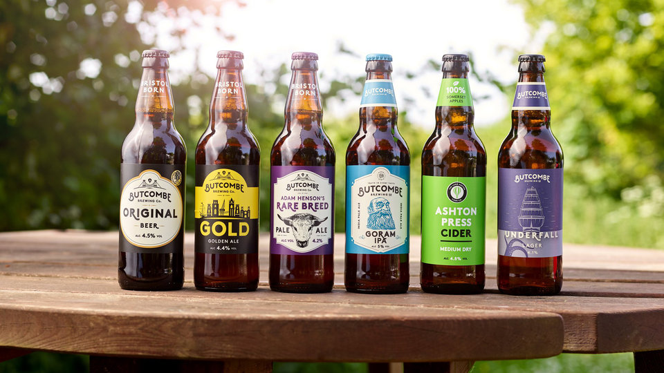 Butcombe Brewing cover image
