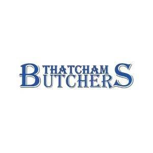 Thatcham Butchers logo image