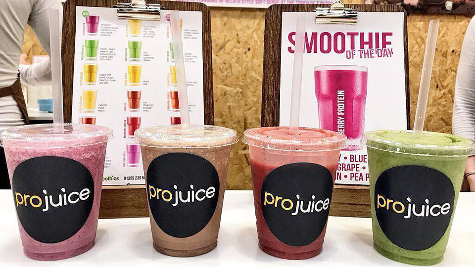 Pro Juice cover image