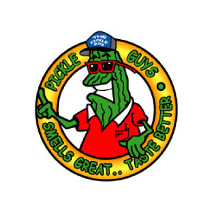 The Pickle Guys logo image