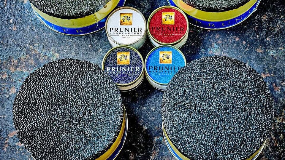 Caviar House & Prunier cover image
