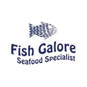 Fish Galore logo image