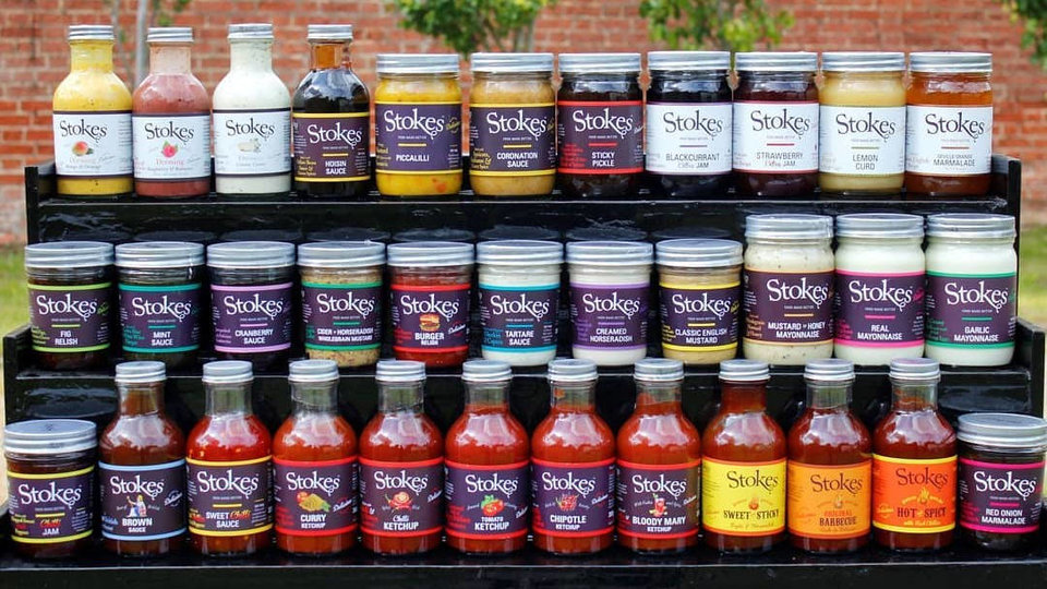 Stokes Sauces cover image