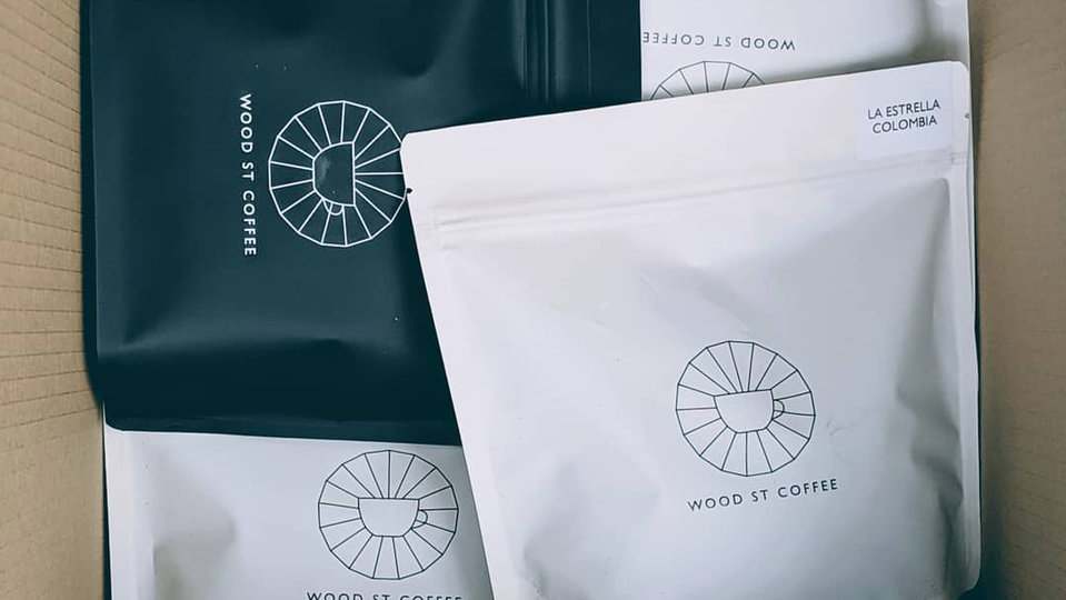 Wood St Coffee Roasters cover image