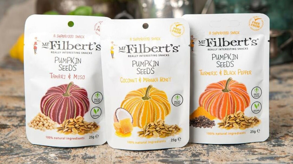 Filberts Fine Foods cover image