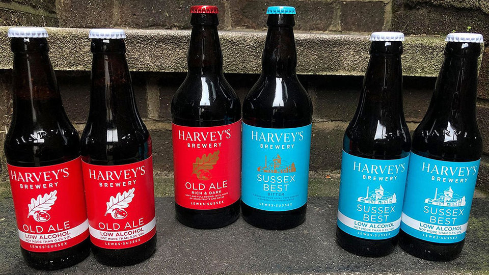 Harveys Brewery cover image