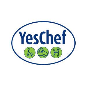 Yes Chef logo image