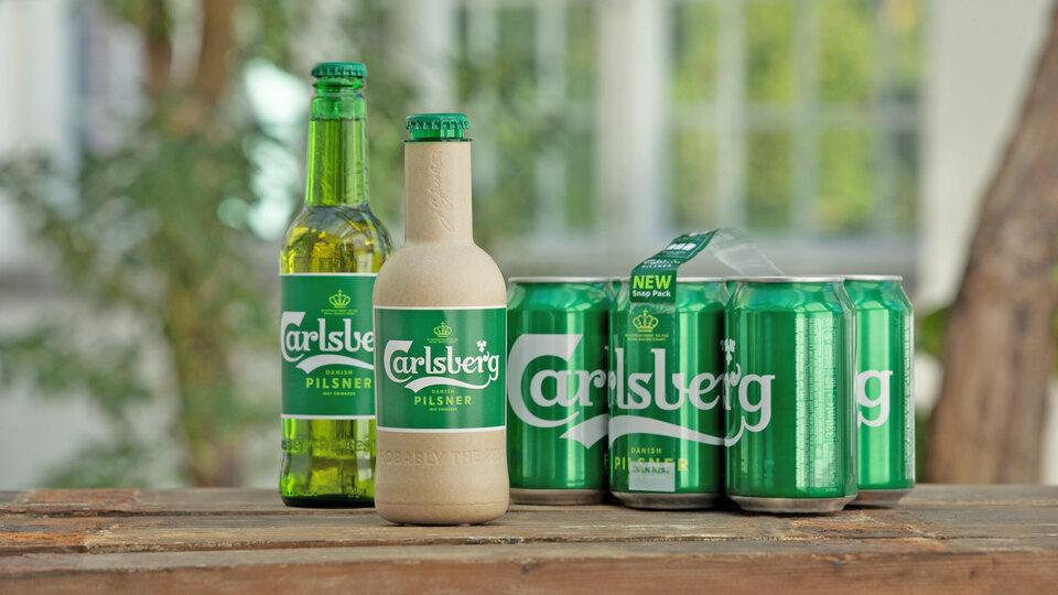 Carlsberg cover image
