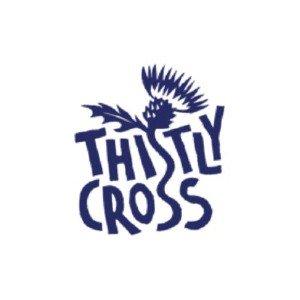 Thistly Cross logo image