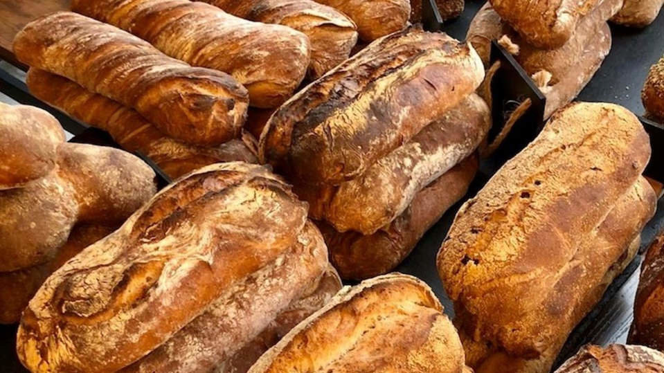 Swiss Bread cover image