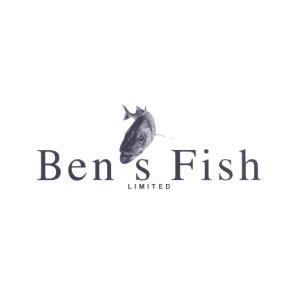 Bens Fish Mersea logo image