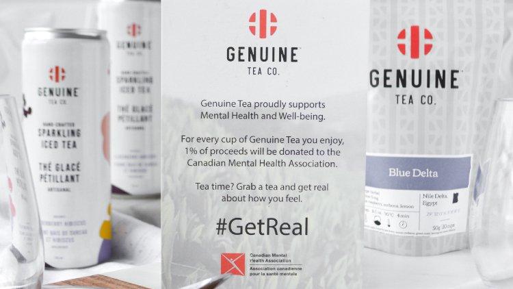 Genuine Tea Co. cover image