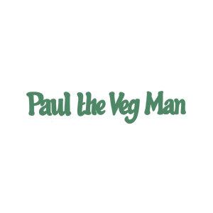 Paul the Veg Man logo image