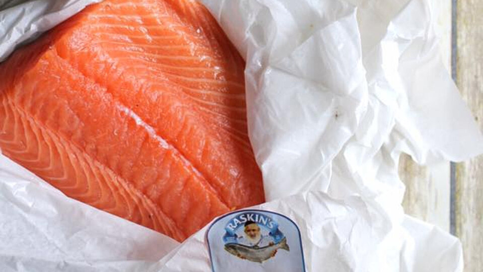 Raskin Fish cover image