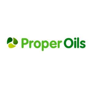 Proper Oils logo image