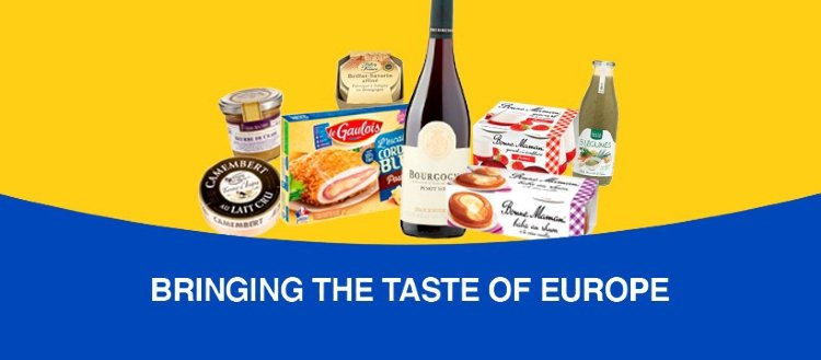 Europa Food XB cover image