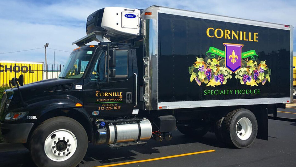 Cornille Produce cover image