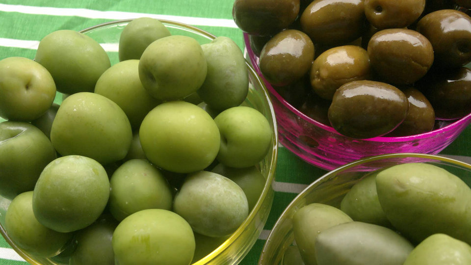 Add Olives cover image