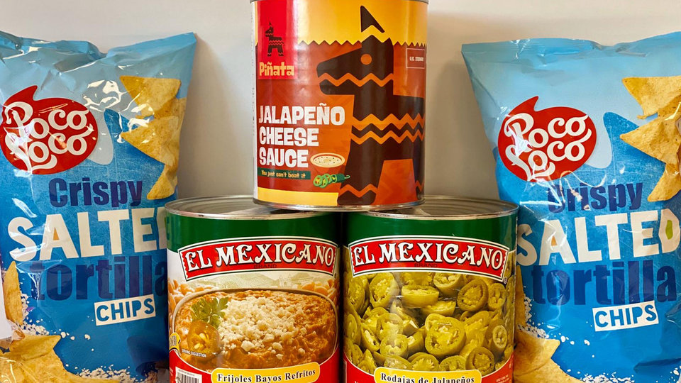 Mex Grocer cover image