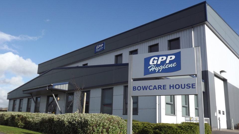 GPP Hygiene cover image