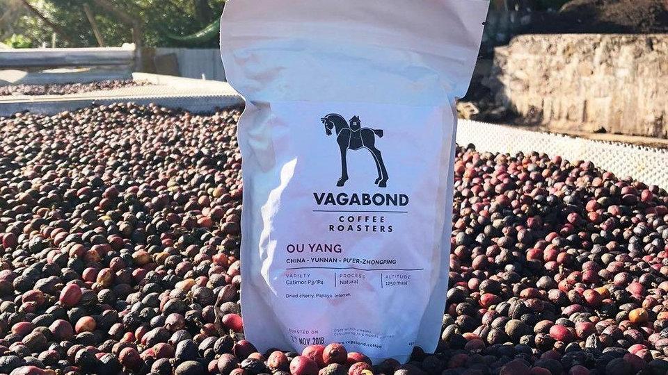 Vagabond Coffee Roasters cover image