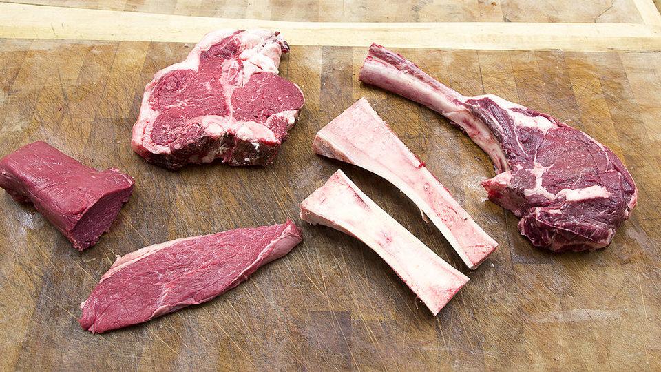 Jones The Butcher cover image