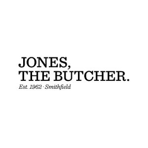 Jones The Butcher logo image