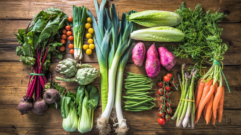 Get Fresh Produce cover image