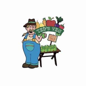 Ted's Veg logo image