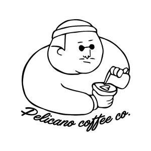 Pelicano Coffee logo image