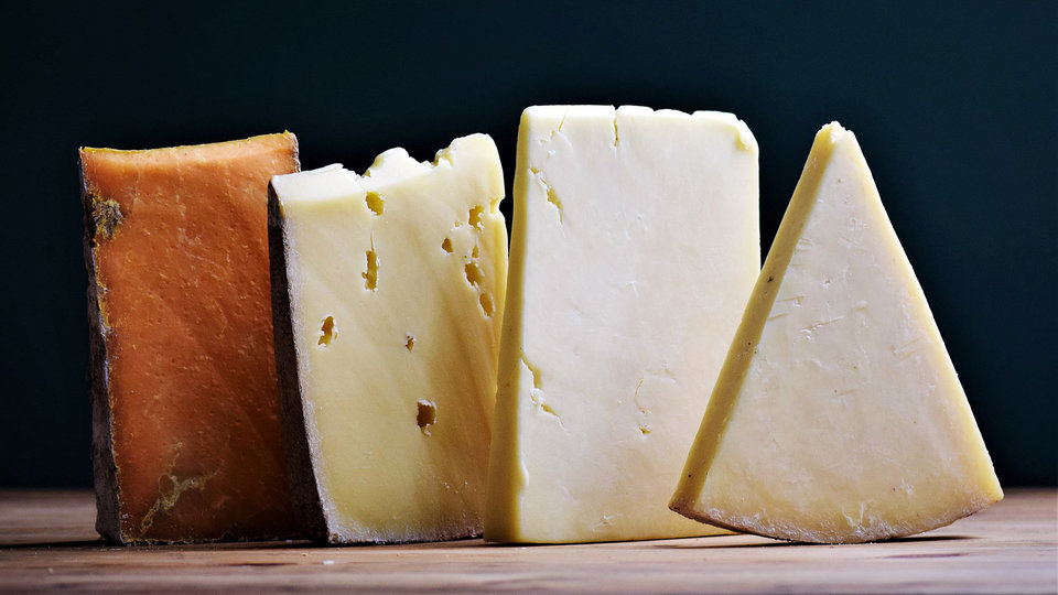 Cheese Plus cover image